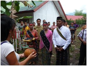 Vakopleiding, Studenten, Flores, Indonesie