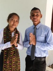 Doneren, Flores, Studenten, Indonesie