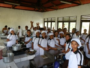 Help us to educate and provide better chances for practitioners in Flores, Indonesia